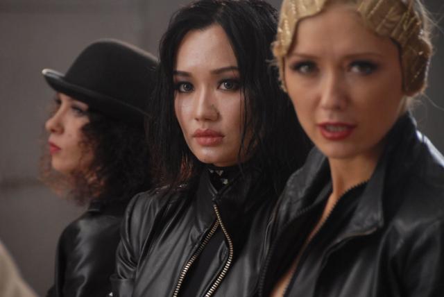 Hình ảnh phim Phi Vụ Kim Cương