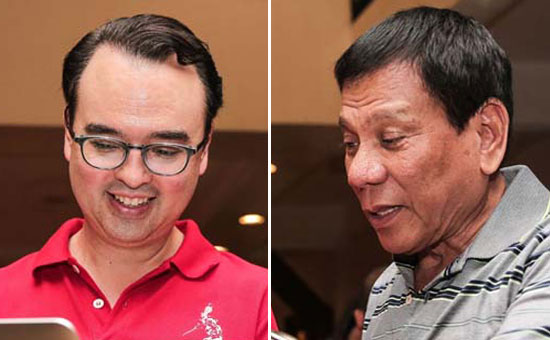 Duterte & Cayetano: Philippines will not become Asia's Mexico