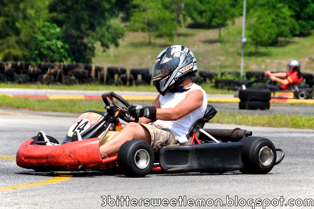 my lil oyster: Go Karting Addiction: City Karting @ Shah Alam Circuit