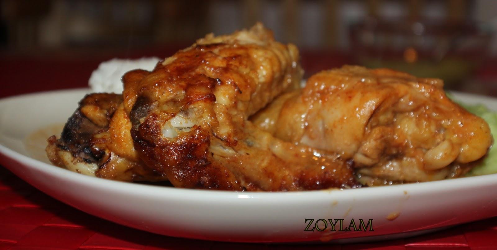 recipe: ensalada rusa con pollo al horno [30]