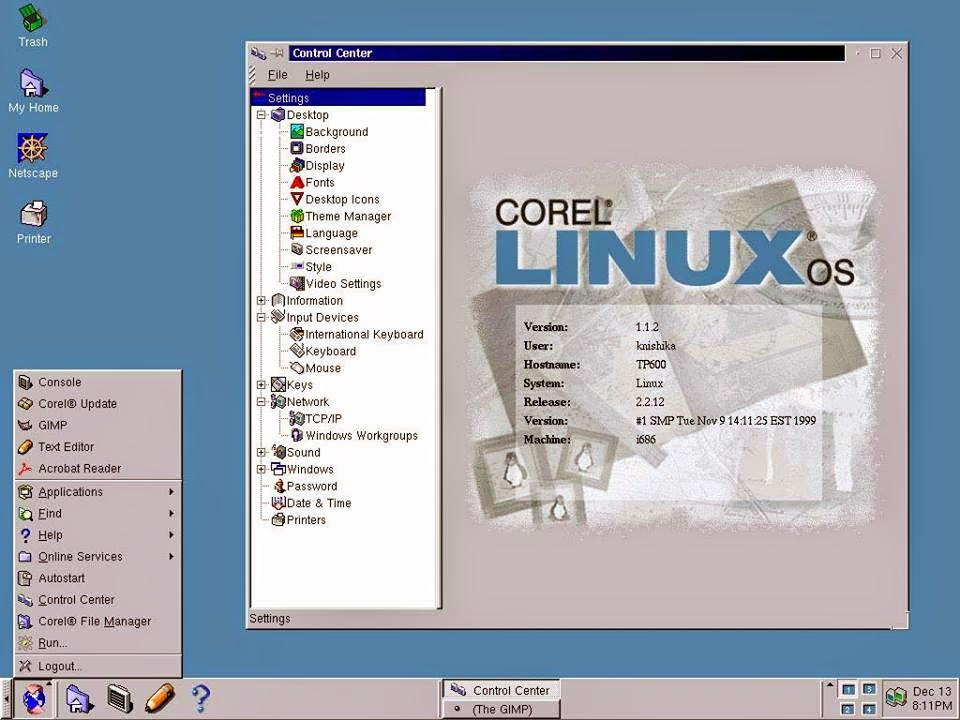Linux books