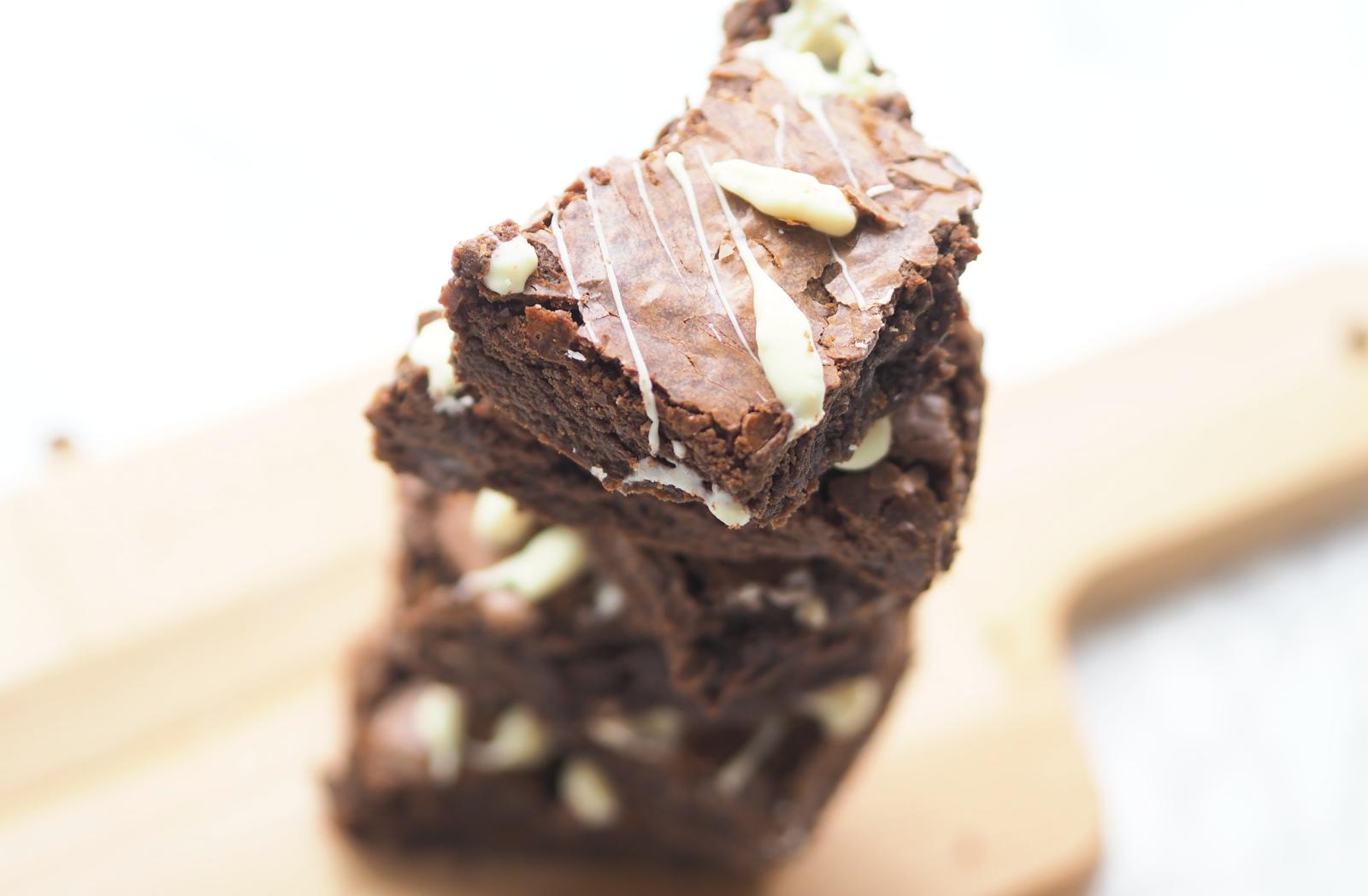 Chocolate Overload | Nutkins Bakery Brownies