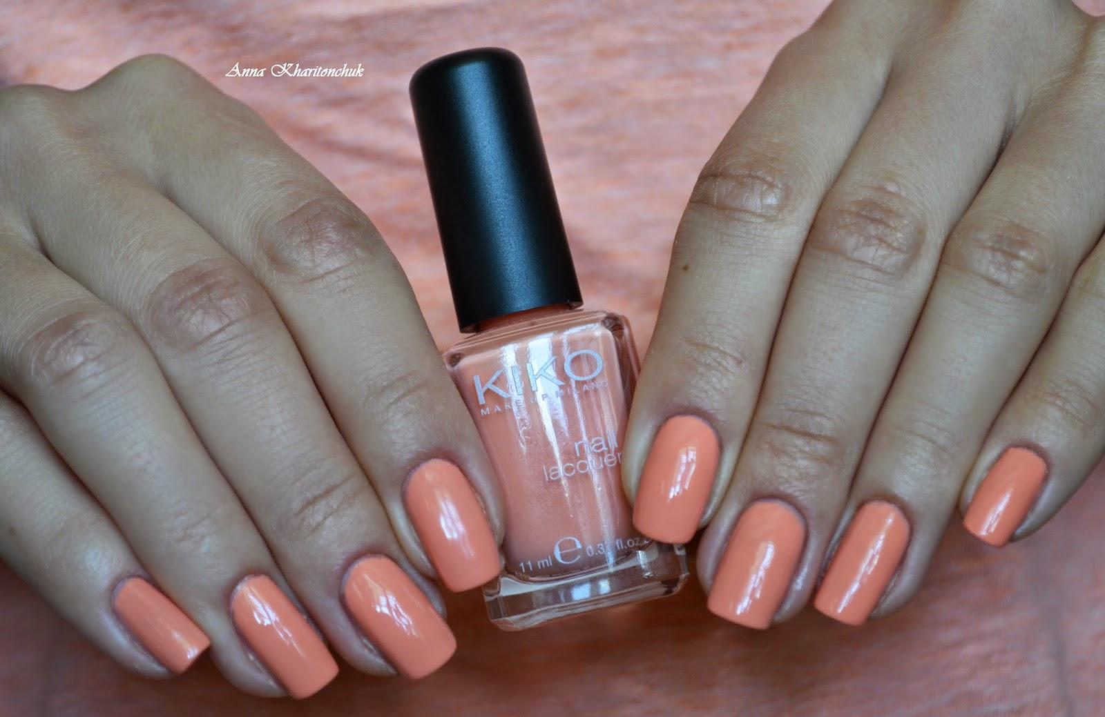 Kiko 359 Light Peach