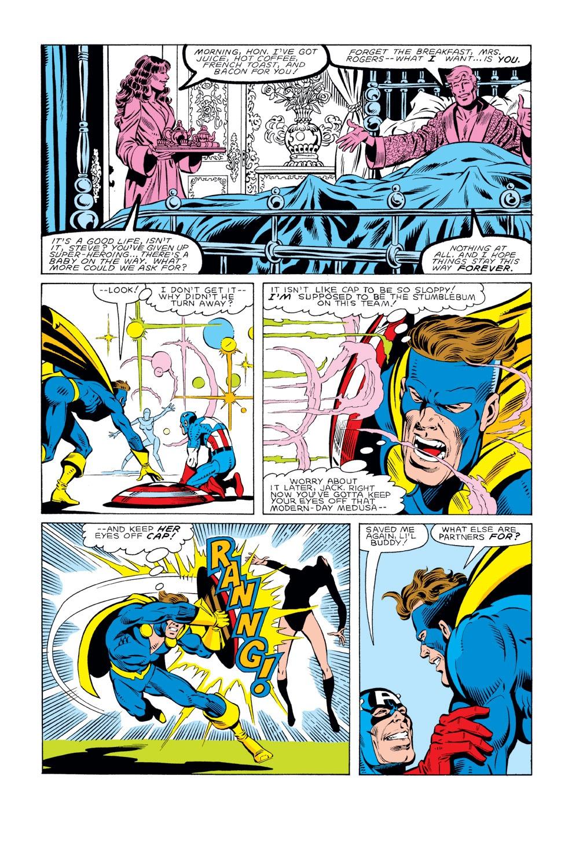 Captain America (1968) Issue #295 #223 - English 19
