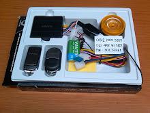 Aneka Alarm Motor Remote