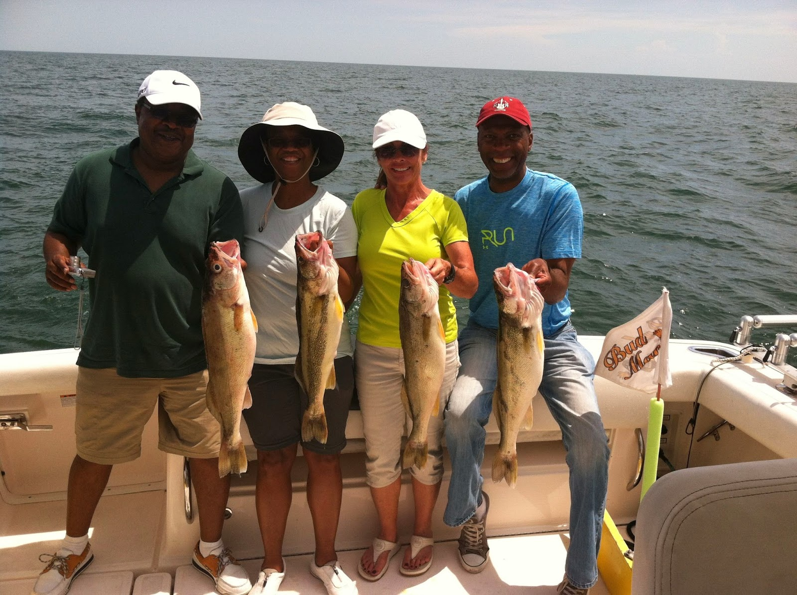 Lake erie walleye fishing reports east of pelee island 6 29 for Odnr fishing report