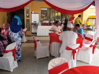 Majlis Pertunangan di Bandar Dato' Onn