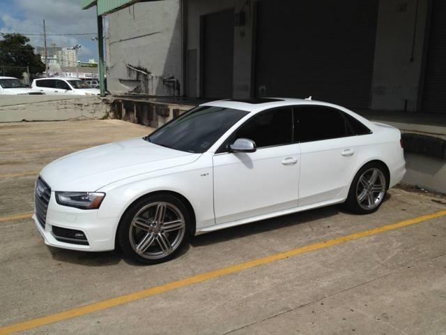 Audi A4 Rs
