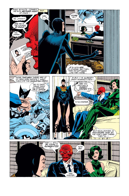Captain America (1968) Issue #397 #330 - English 6