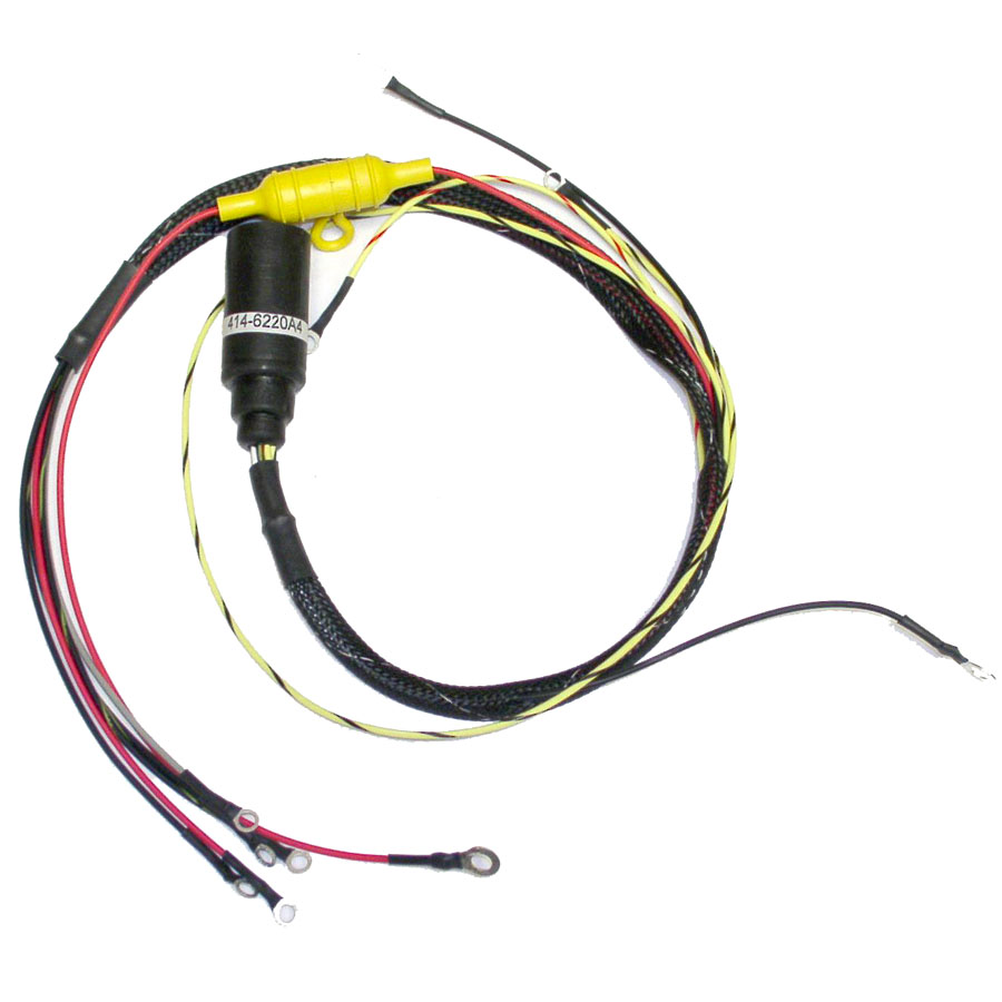 magemarinestore wiring harness for mercury and omc outboard motor