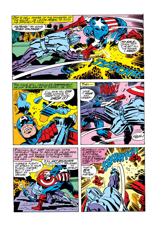 Captain America (1968) Issue #197 #111 - English 3