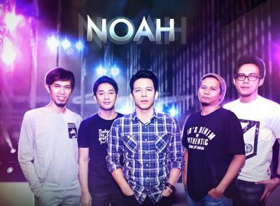 Foto Noah Band Terbaru Lengkap dengan Biodata