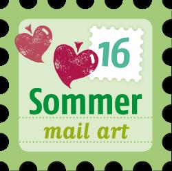 Sommer mail art 16