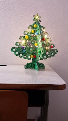 ondeugendespruit DIY kerstboom