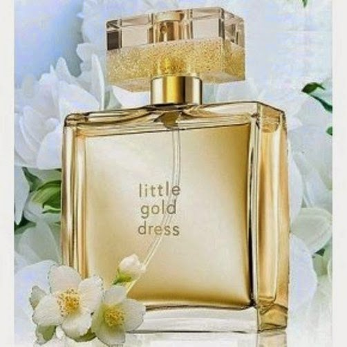 AVON LITTLE GOLD DRESS EAU DI PARFUM SPRAY - Catalogo Avon Online
