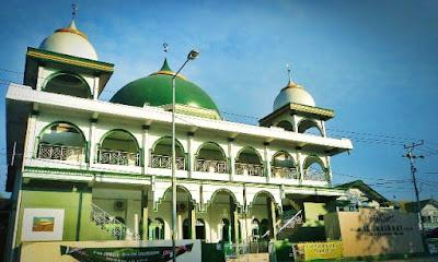 masjid alkhairaat palu