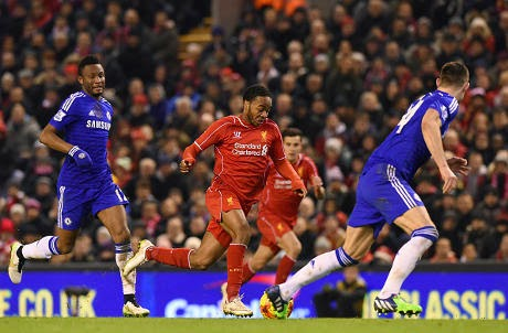 Video Gol Liverpool vs Chelsea 1-1
