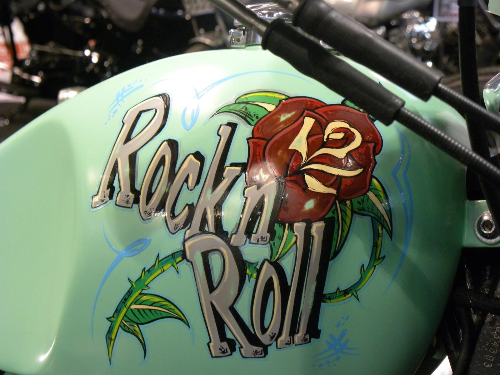 Nice week end rocketgarage cafe racer magazine - Week end a nice ...