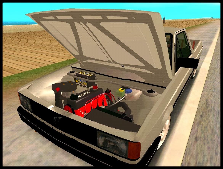 GTA SA - Volkswagen Saveiro GL 1989
