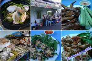 Ăn ốc tươi ngon, bình dân 30.000 đ tại quán ốc Bống,quán ăn ngon, rẻ, điểm ăn uống 365