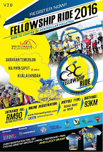 Fellowship Ride To Center Of Peninsular Malaysia 2017 - 6 August 2017