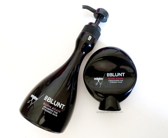 BBlunt Born Again Shampoo & Conditioner for Stressed Hair
