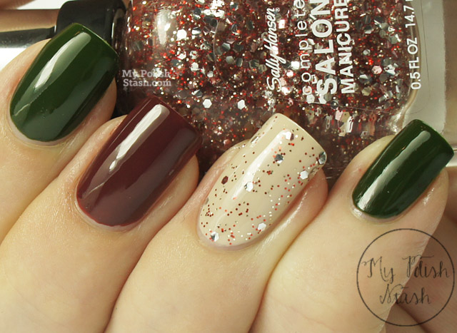 Sally Hansen Designer collection Fall 2014