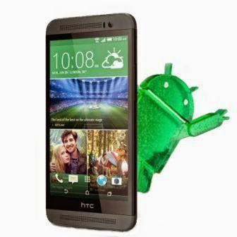 ROM Android v5.0 Lollipop untuk HTC One M8 sudah tersedia di XDA Developer