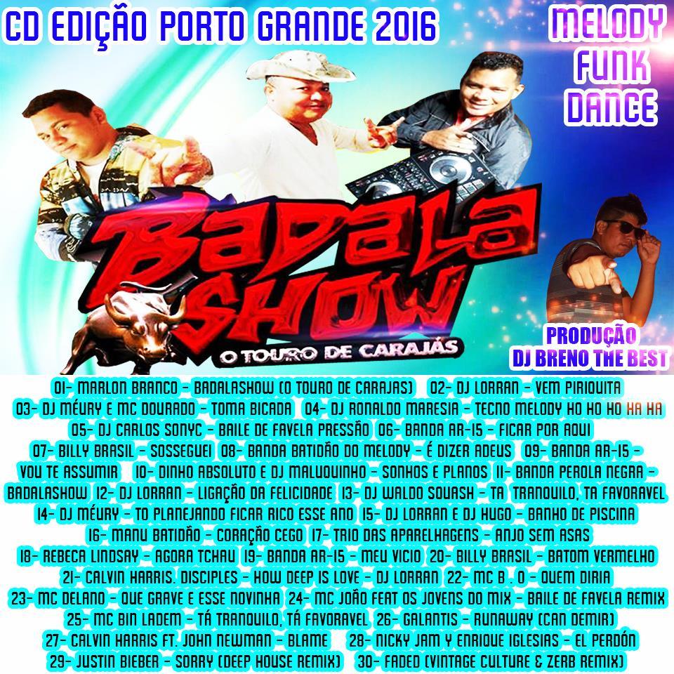 CD EDIÇÃO PORTO GRANDE 2016