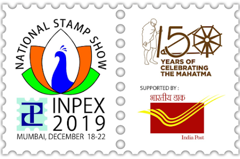 INPEX - 2019 : National Stamp Show