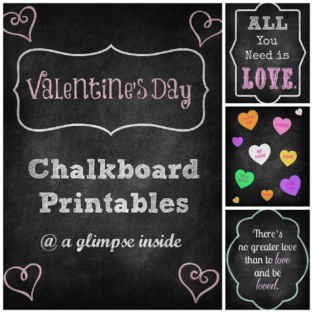 http://www.aglimpseinsideblog.com/2013/01/valentines-day-chalkboard-printables.html