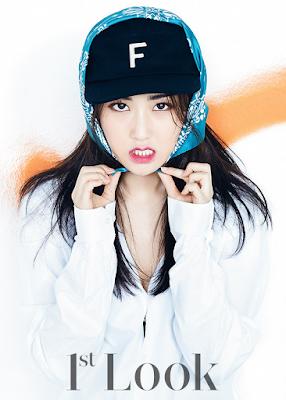 Gayoon 4minute 1st Look November 2015