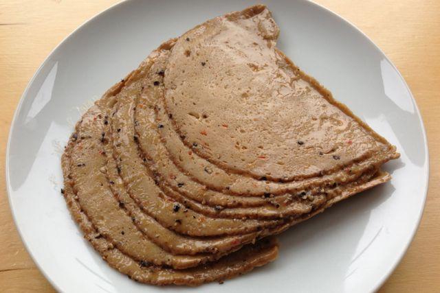 Wheat Meat. Vegan deli slices