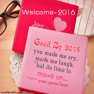 Goodbye 2015, Welcome 2016