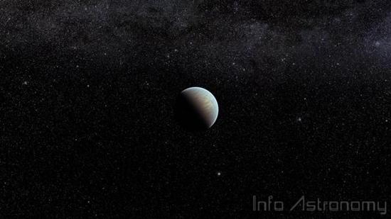 Bumi-Super dengan Atmosfer Kaya Akan Air Ditemukan