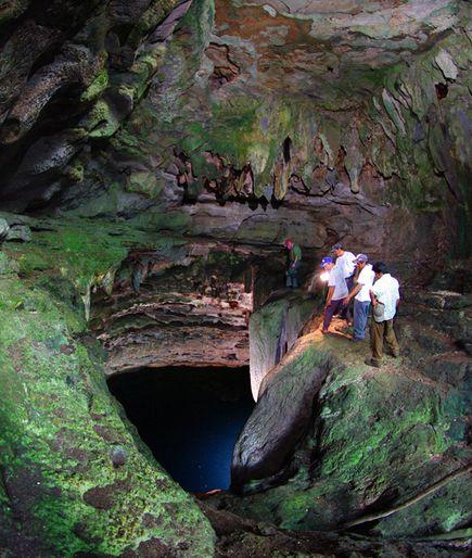 Bluebeerriver Ancient Maya Cave Exploration