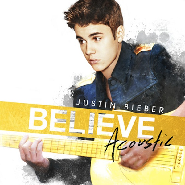 Cover Justin Bieber - Believe Acoustic