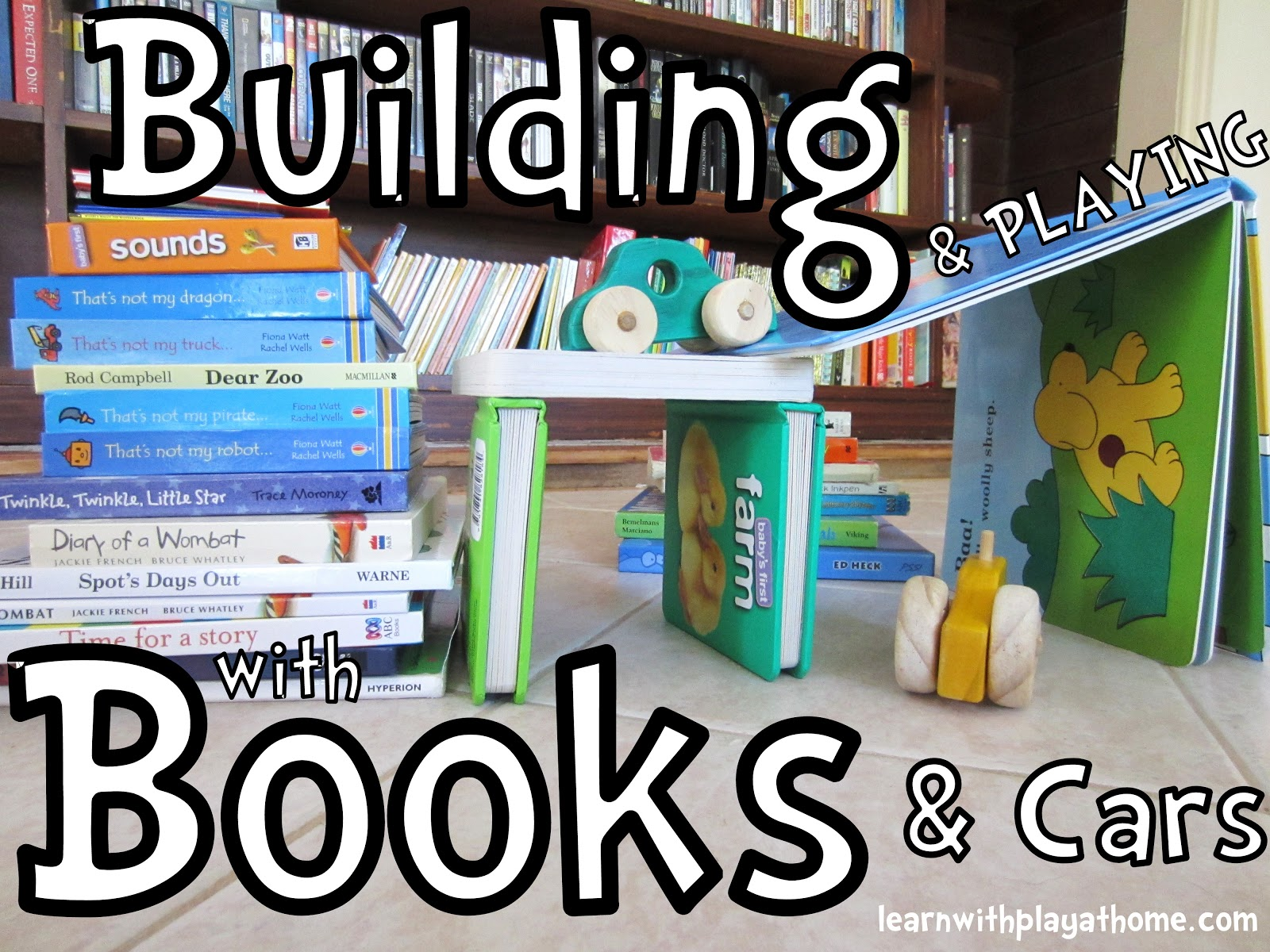 invitation to play building activity kids activity