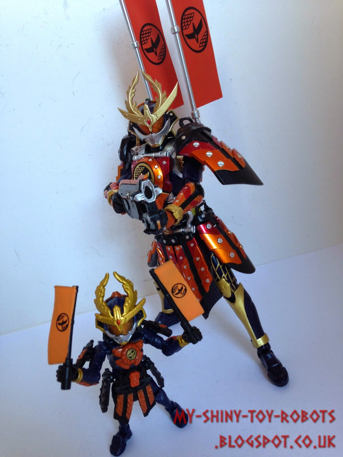 With Figuarts Kachidoki Arms