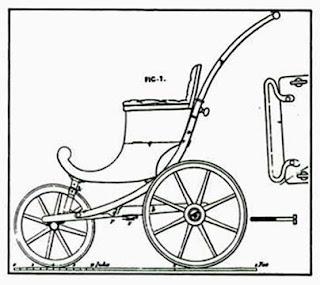Patent, Charles Burton, 1853
