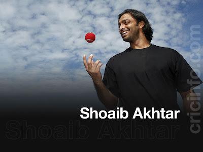Shoaib Akhtar Wallpapers