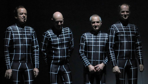 Kraftwerk Start Work On New Album