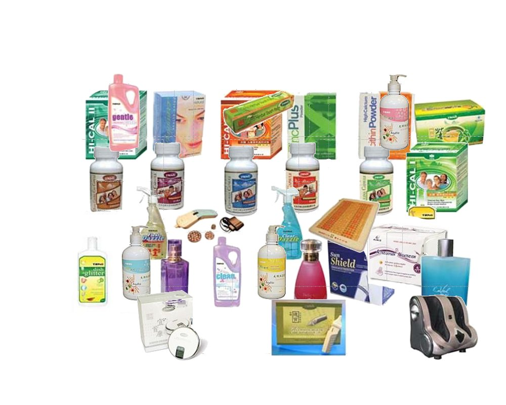 Tiens Health Products