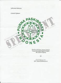 SK Logo Purna Paskibraka Indonesia