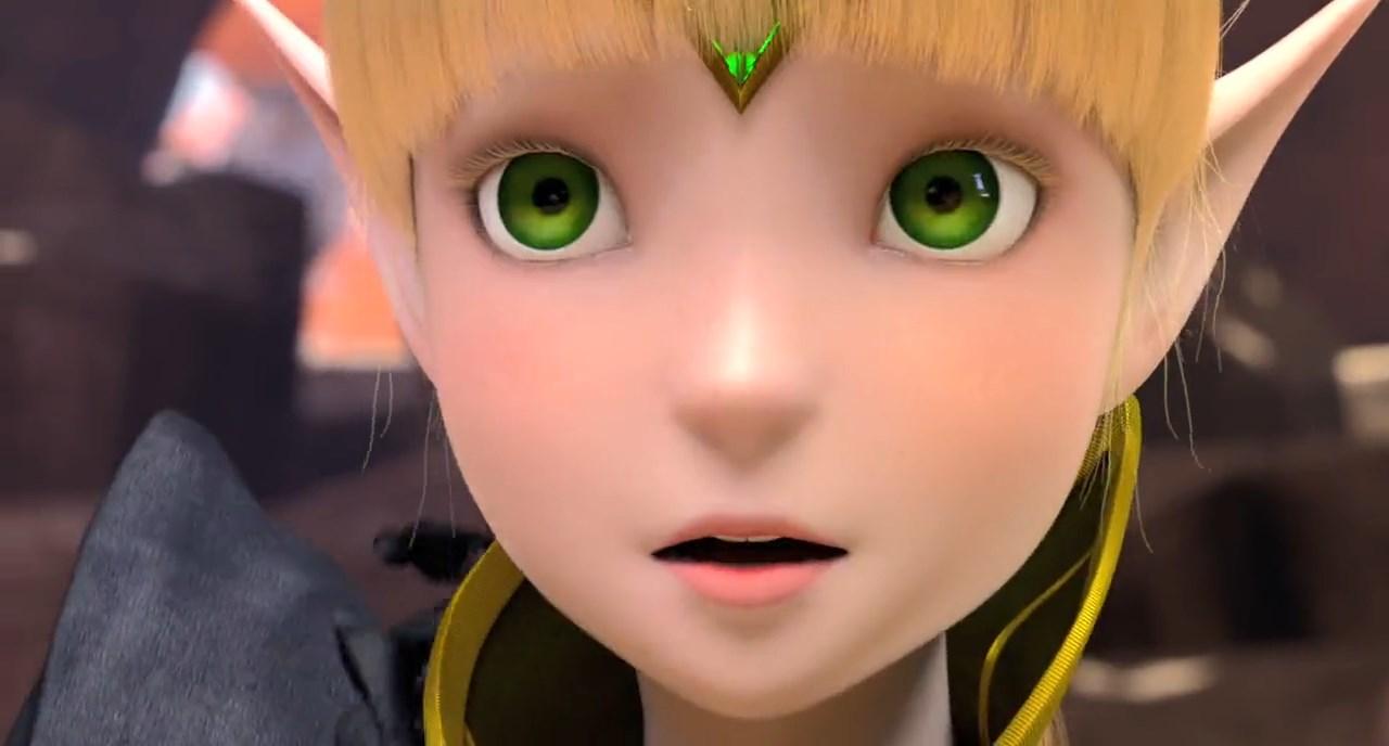 Dragon Nest Guerrero del Amanecer 720p (2015) Latino [Mega]