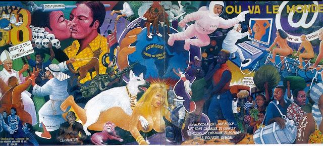 Exposition Beaute Congo Congo Kitoko Fondation Cartier Cheri Cherin