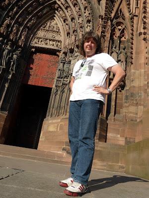 Bernd Kistenmacher à Strasbourg / photo S. Mazars