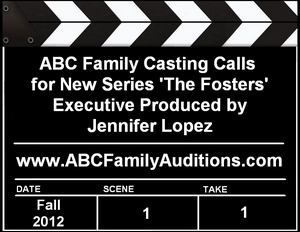 ABC Family Auditions The Fosters