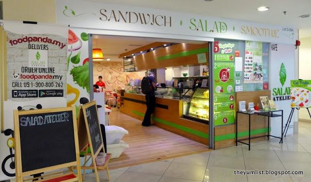 Salad A Telier, Kuala Lumpur