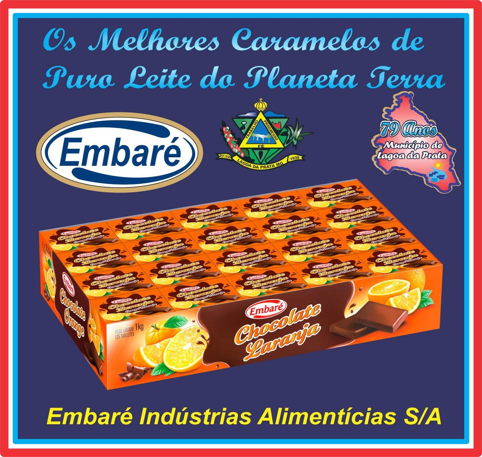 O Melhor Caramelo de Leite do Planeta Terra é da Embaré